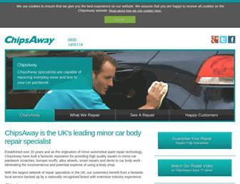 Thumbshot of Chipsaway.co.uk