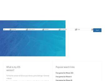 ios-compatible.com screenshot