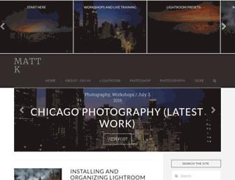 Thumbshot of Mattk.com