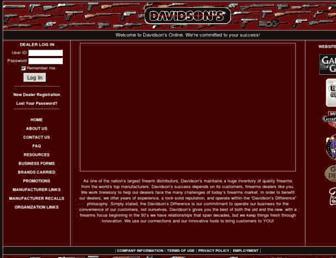 Thumbshot of Davidsonsinc.com