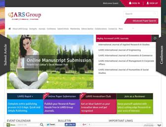 ijarsgroup.com screenshot
