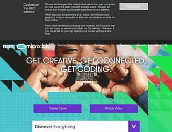 microbit.co.uk screenshot