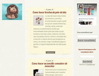 todomanualidades.net screenshot
