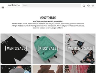 Thumbshot of Surfdome.com