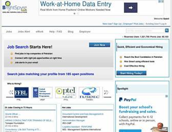 Thumbshot of Brightspyre.com