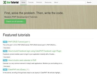 startutorial.com screenshot