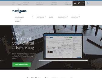 Thumbshot of Nanigans.com