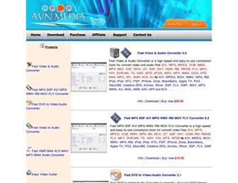 avnmedia.com screenshot
