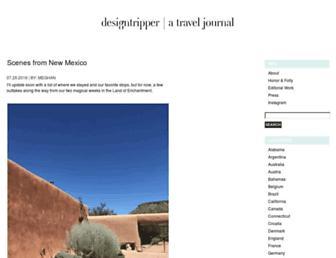 designtripper.com screenshot