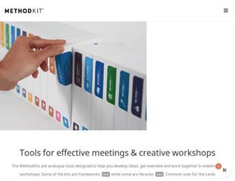 methodkit.com screenshot