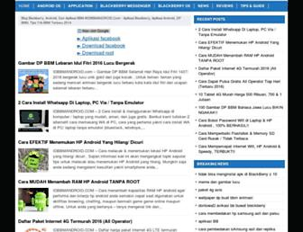 idbbmandroid.com screenshot