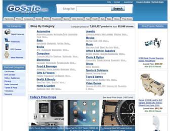 Thumbshot of Gosale.com