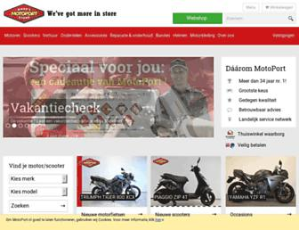 motoport.nl screenshot