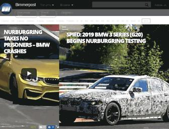 Thumbshot of Bimmerpost.com