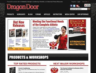 Thumbshot of Dragondoor.com