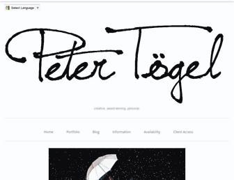 petertogel.com screenshot