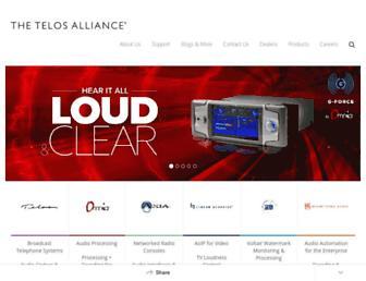 telosalliance.com screenshot
