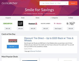 Thumbshot of Dealcatcher.com