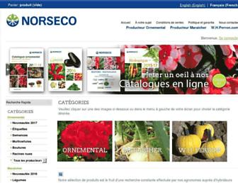 norseco.com screenshot