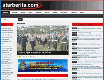 starberita.com screenshot