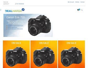 dealharga.com screenshot