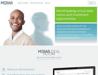 merar.com screenshot
