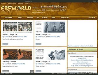 Thumbshot of Erfworld.com