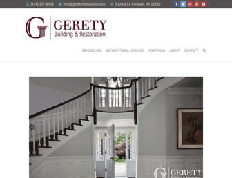 geretyrestoration.com screenshot