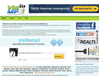 Thumbshot of Vidtomp3.com