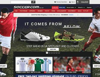 Thumbshot of Soccer.com