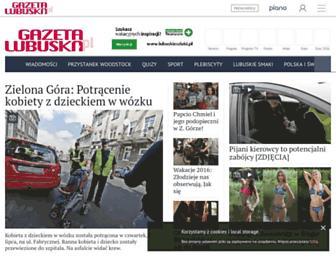 Thumbshot of Gazetalubuska.pl