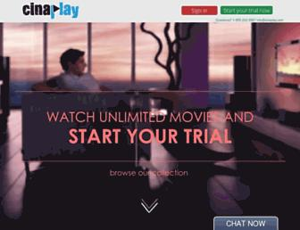 Thumbshot of Cinaplay.com