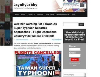 Thumbshot of Loyaltylobby.com