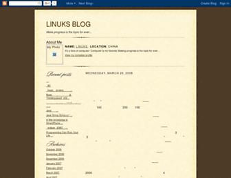 bloglinuks.blogspot.com screenshot