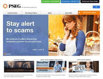 Thumbshot of Pseg.com