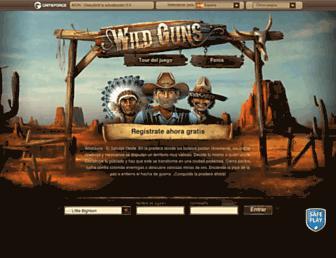 Thumbshot of Wildguns.es