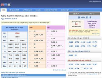 rongbachkim.com screenshot