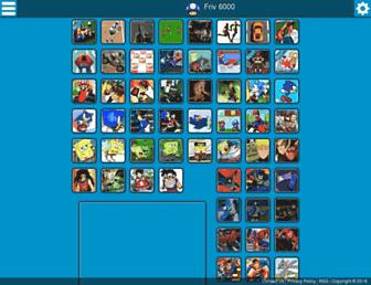 friv6000.net screenshot