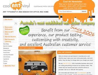 Thumbshot of Coolartvinyl.com.au