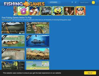 fishinggames.us screenshot