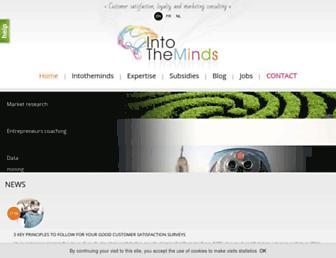 intotheminds.com screenshot