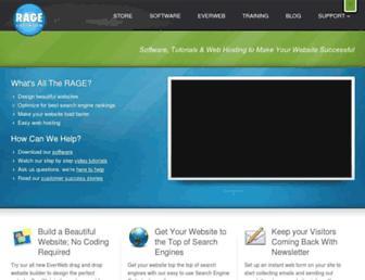 ragesw.com screenshot
