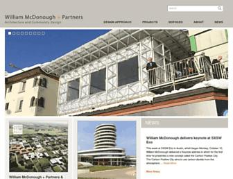 mcdonoughpartners.com screenshot