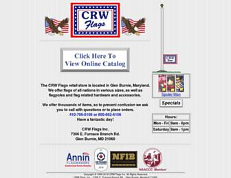 crwflags.com screenshot