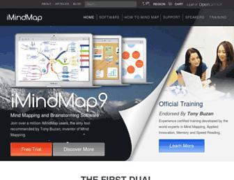 Thumbshot of Imindmap.com