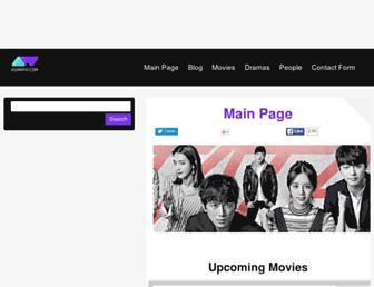 asianwiki.com screenshot