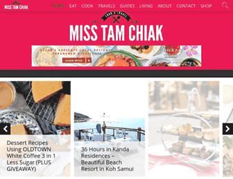 Thumbshot of Misstamchiak.com