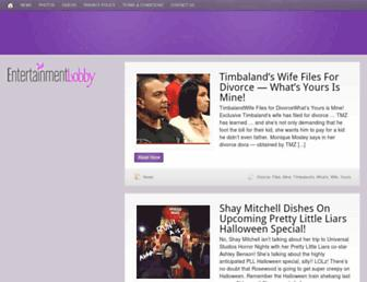 Thumbshot of Entertainmentlobby.com