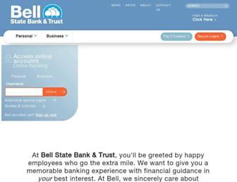Thumbshot of Bellbanks.com