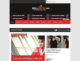 Thumbshot of Bollystop.com